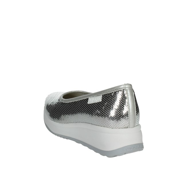 Agile By Rucoline  Shoes Dancers Silver 136(A34)