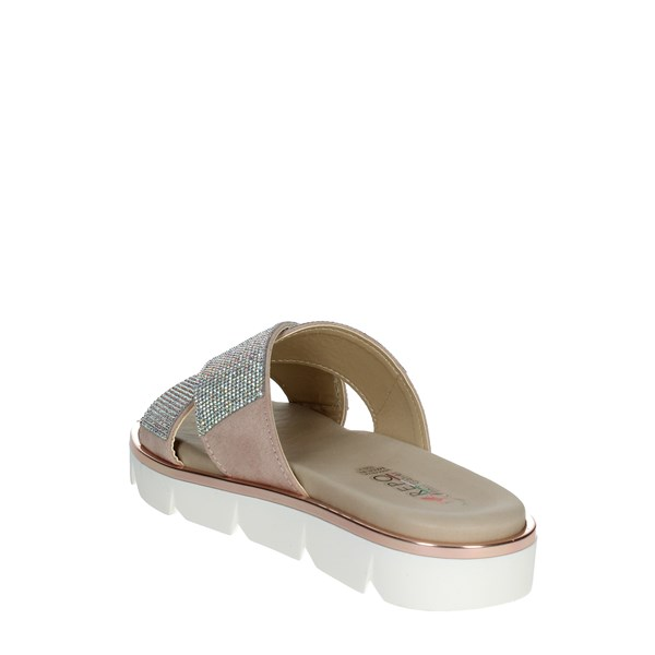 <Repo Shoes Clogs Light dusty pink 61114