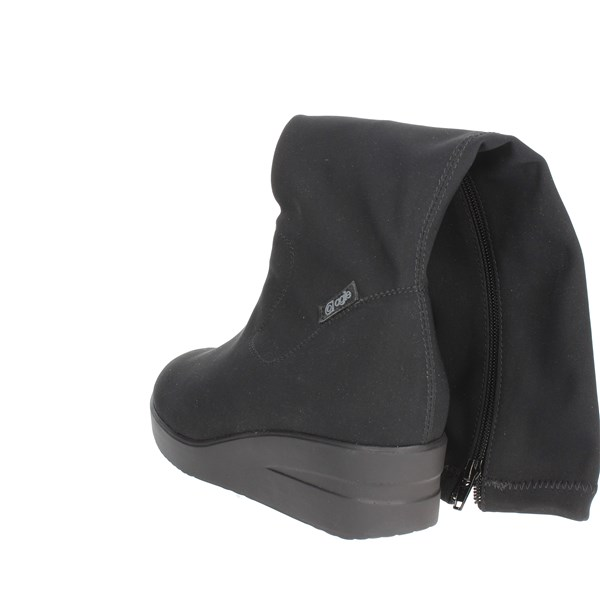 Agile By Rucoline  Shoes Boots Black 2615-46