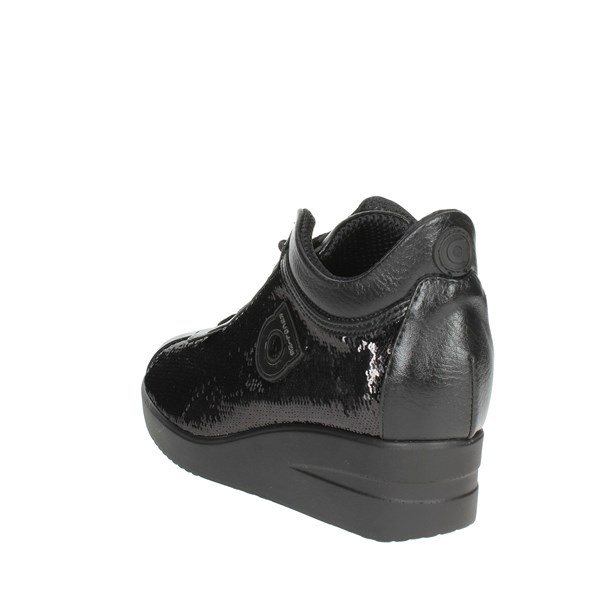 <Agile By Rucoline  Shoes Low Sneakers Black 226-50