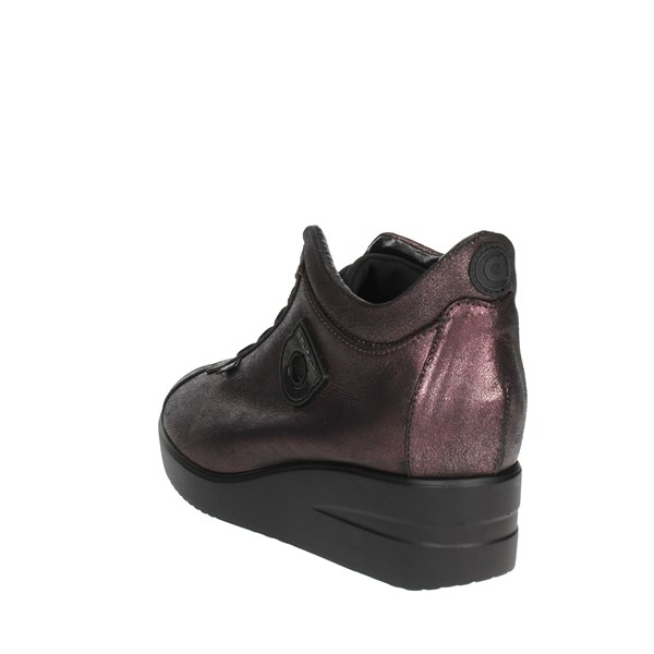<Agile By Rucoline  Shoes Low Sneakers Burgundy 226-56