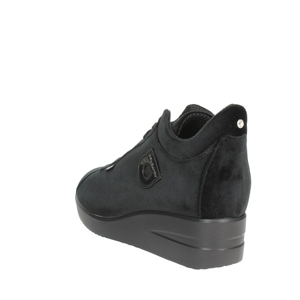 <Agile By Rucoline  Shoes Low Sneakers Black 226-57