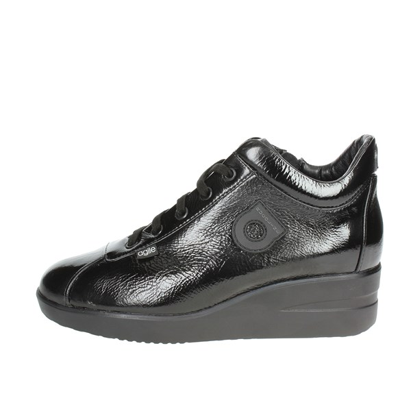 Agile By Rucoline  Shoes Low Sneakers Black 226-58