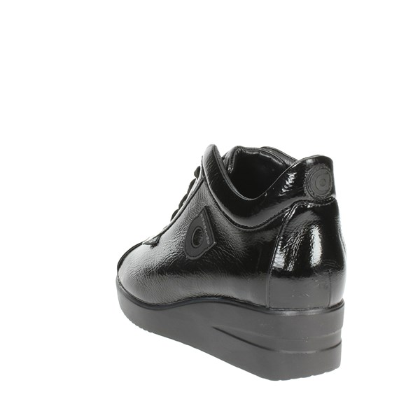 <Agile By Rucoline  Shoes Low Sneakers Black 226-58
