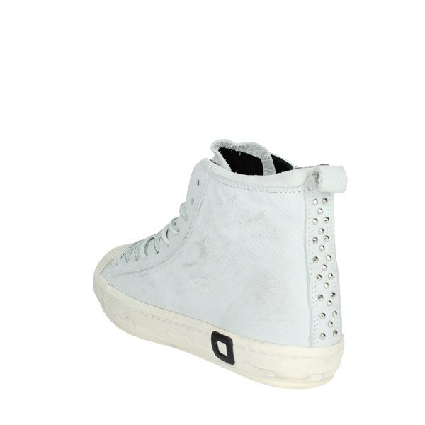 <D.a.t.e. Shoes High Sneakers White I18-144