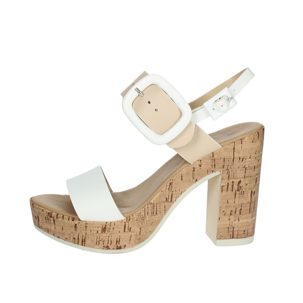 Repo Shoes Sandals White/beige 59267