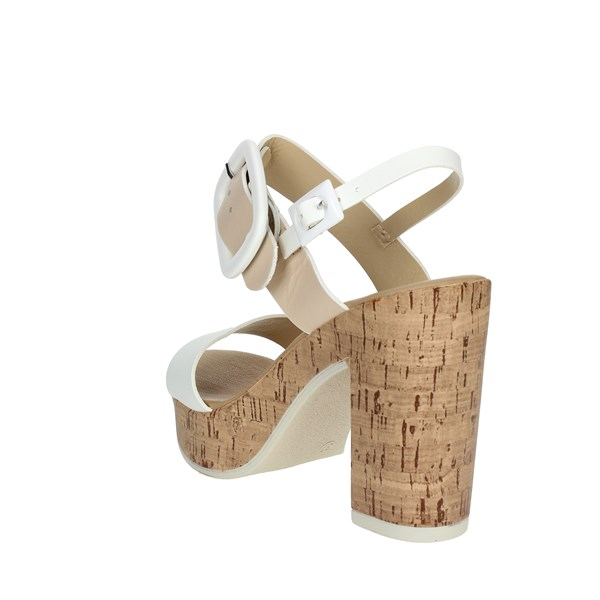 <Repo Shoes Sandals White/beige 59267