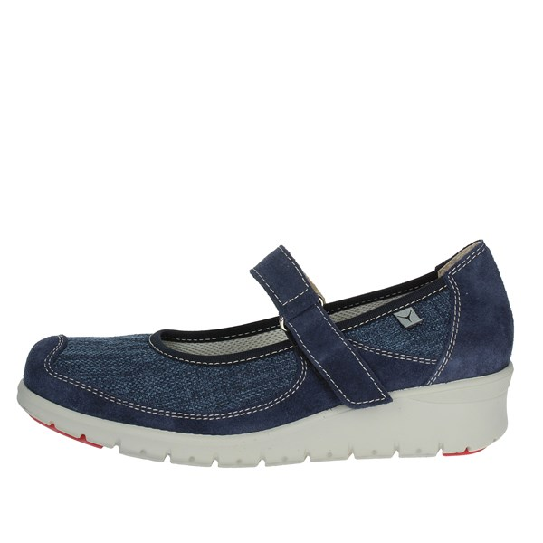 Cinzia Soft Shoes Ballet Flats Blue IE9814J 001