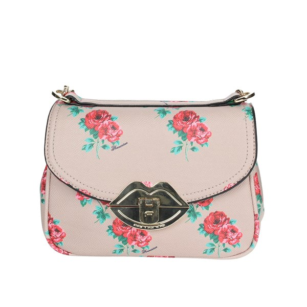 Fornarina Accessories Bags Flowered AE18LV245PC09
