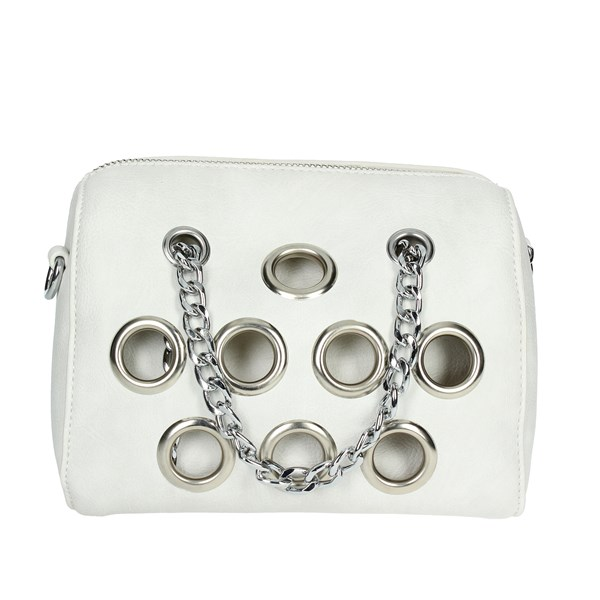 Fornarina Accessories Bags White AI18HY626P007