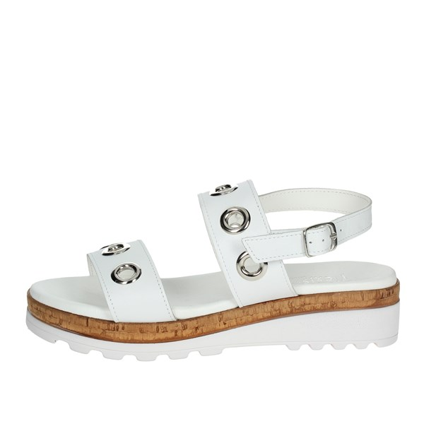 Flexistep Shoes Sandal White IAF2848-811 001