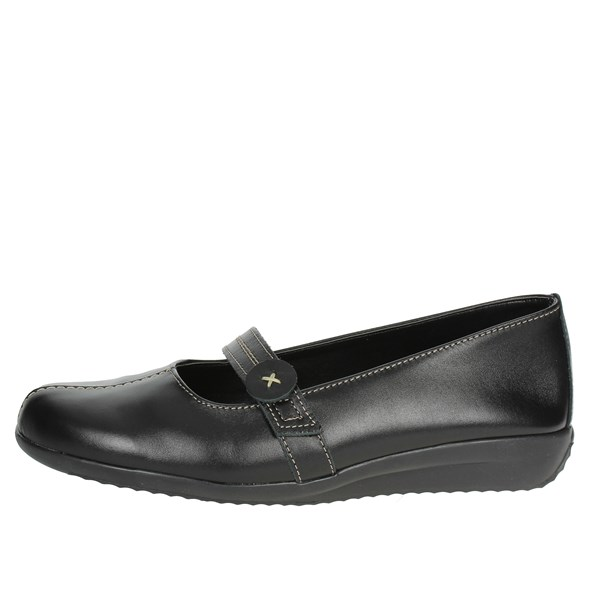 Cinzia Soft Shoes Ballet Flats Black IE7072 005