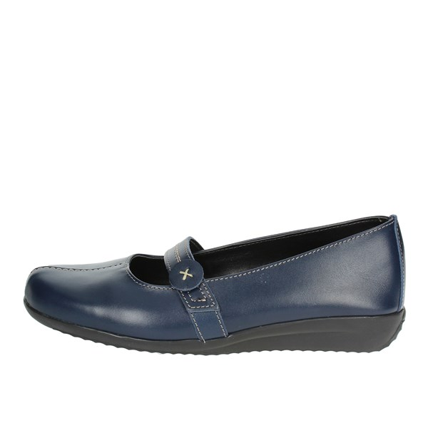 Cinzia Soft Shoes Ballet Flats Blue IE7072 003