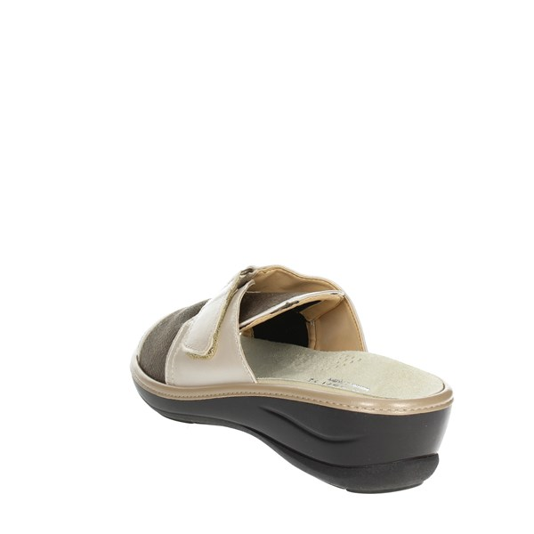 Novaflex Shoes Clogs Beige BOSCONERO 001