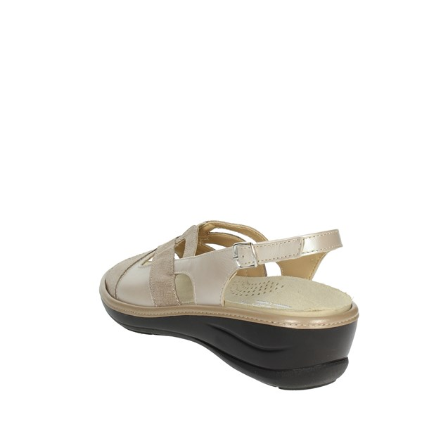 Novaflex Shoes Sandal Beige BORRIANA 001