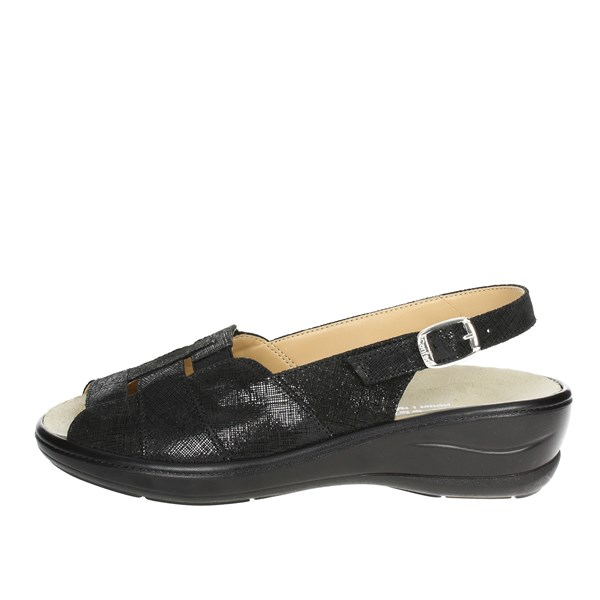 Novaflex Shoes Sandal Black BORTIGALI 005