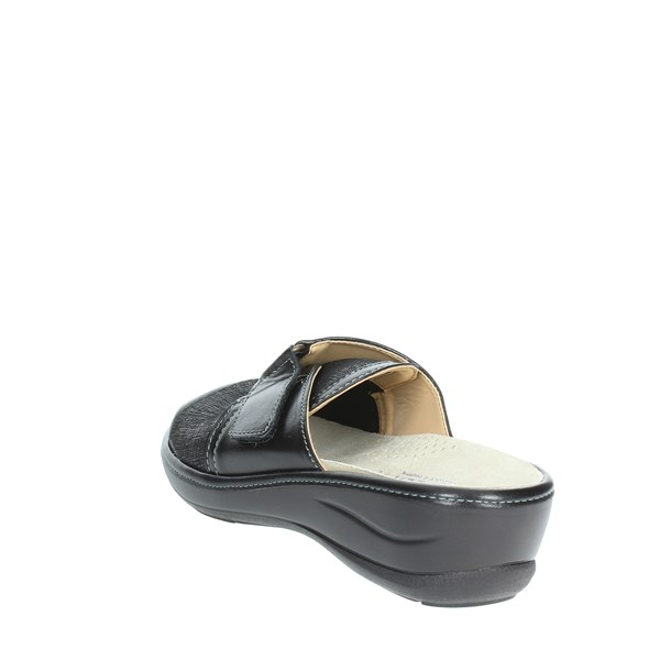 Novaflex Shoes slippers Black BOSCONERO 003
