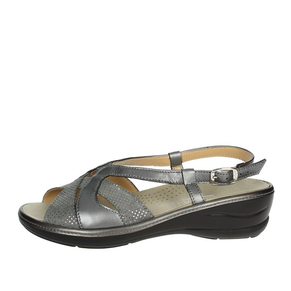 Novaflex Shoes Sandal Charcoal grey BORRELLO 001