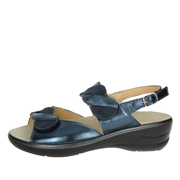 Novaflex Shoes Sandal Blue BORZONASCA 002