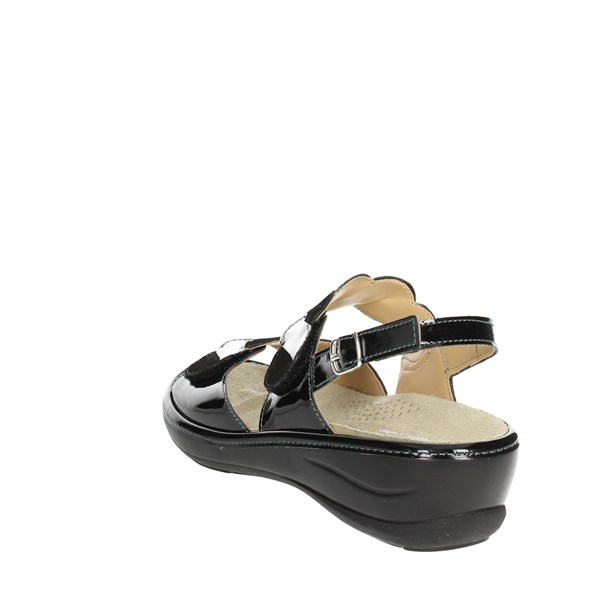 Novaflex Shoes Sandal Black BORUTTA 001