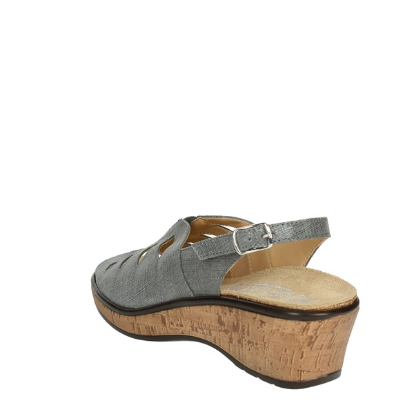 Novaflex Shoes Sandal Grey BORGAMALE 001