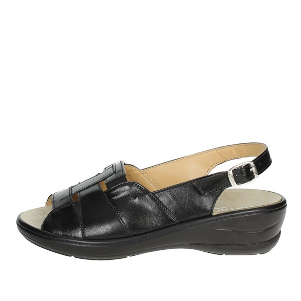 Novaflex Shoes Sandal Black BORSO 004