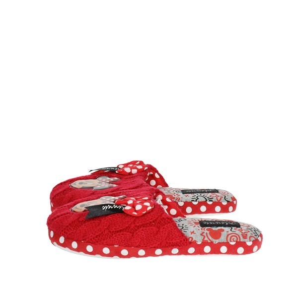 Disney Minnie Mouse Shoes slippers Red S20320