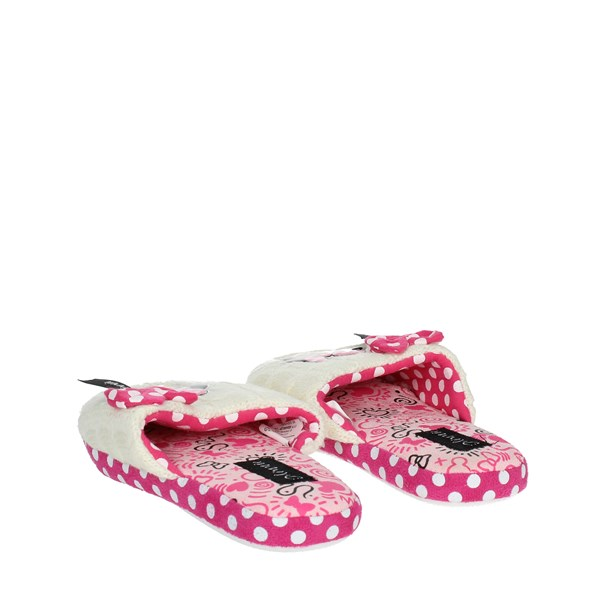 Disney Minnie Mouse Shoes slippers White S20320