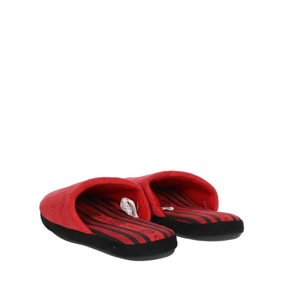 Milan Shoes Clogs Red S20077