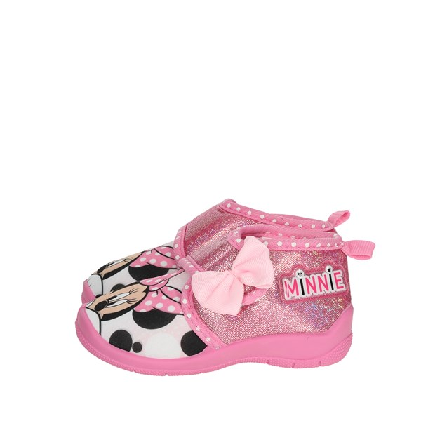 Disney Minnie Mouse Shoes slippers Rose S20314