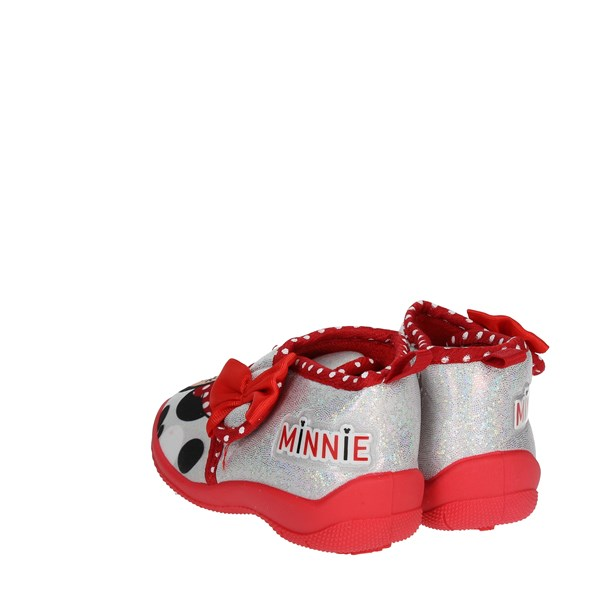 Disney Minnie Mouse Shoes slippers Red S20314