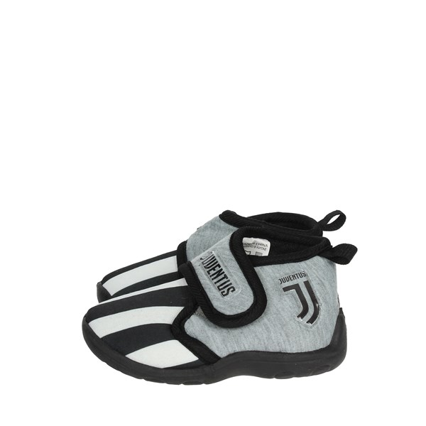 Juventus Shoes Clogs Grey S20016