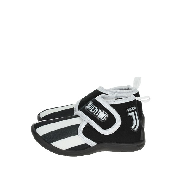Juventus Shoes Clogs Black S20016