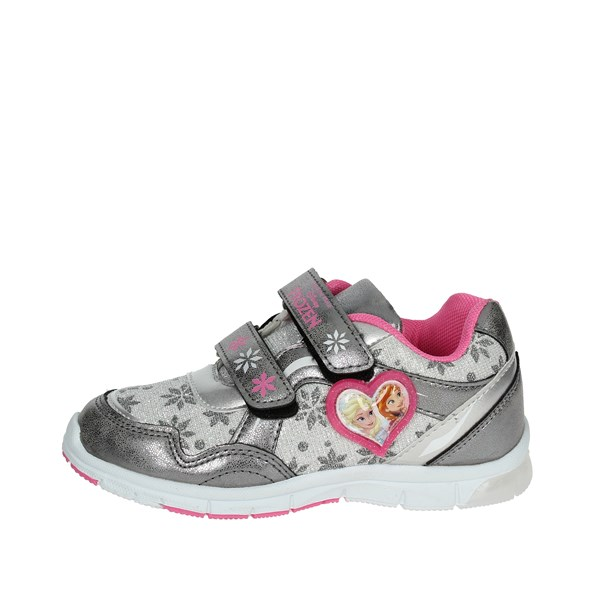 Disney Frozen Shoes Sneakers Grey S20450