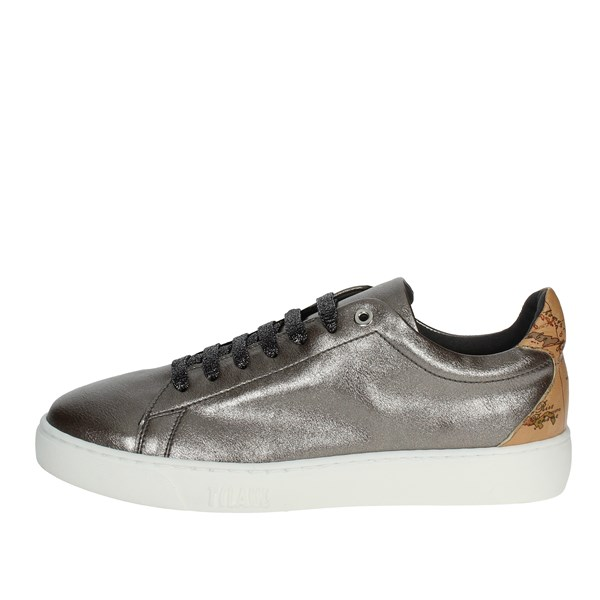 Alviero Martini Shoes Sneakers Charcoal grey A293 506A