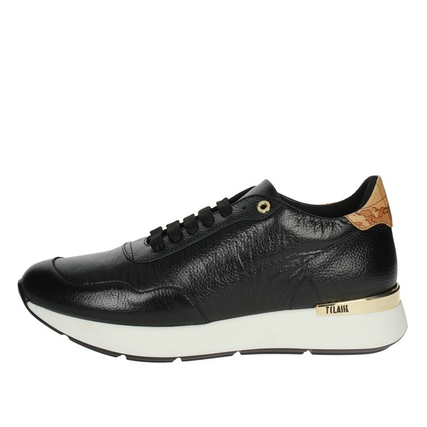 1 Classe Shoes Sneakers Black A808 559A