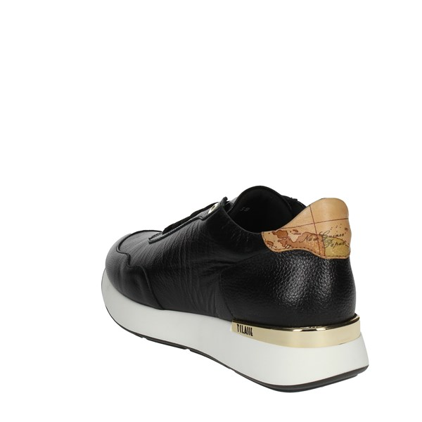 <1 Classe Shoes Sneakers Black A808 559A