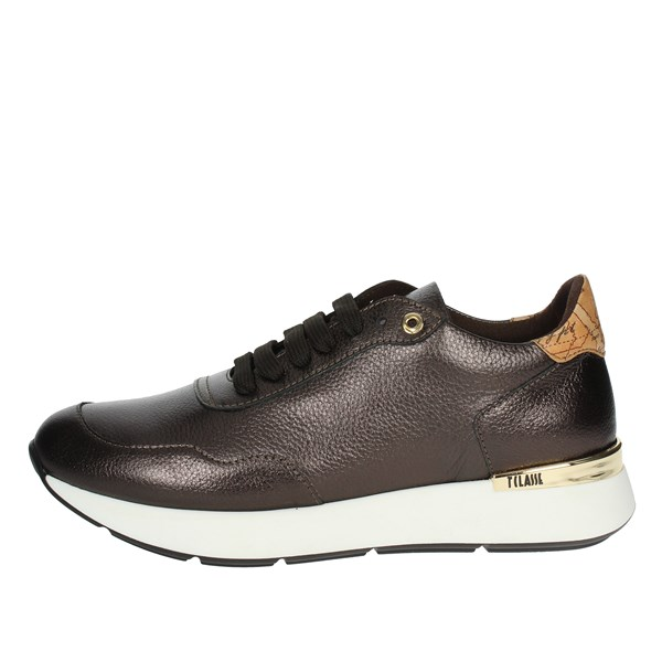 Alviero Martini Shoes Sneakers Brown A808 559A