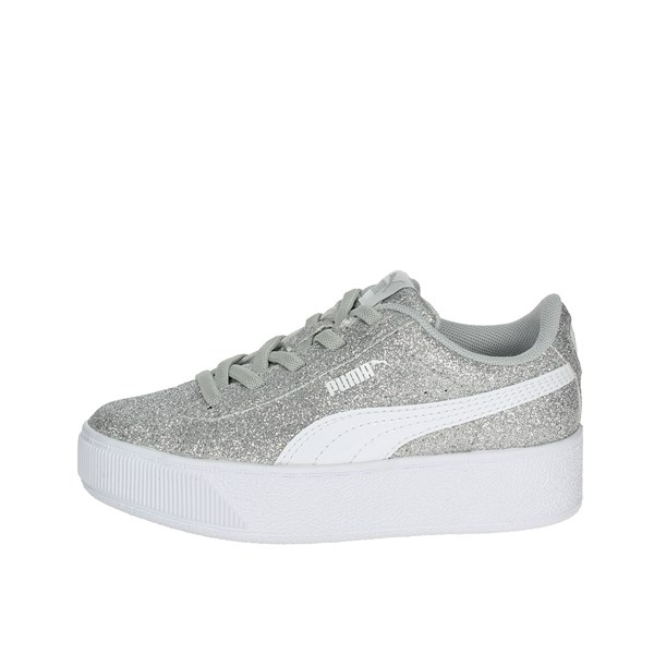 Puma Shoes Sneakers Silver 366858 03