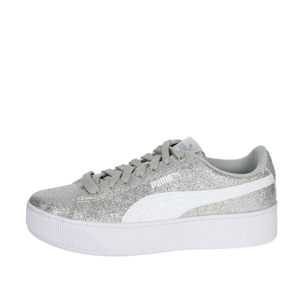 Puma Shoes Sneakers Silver 366856 03