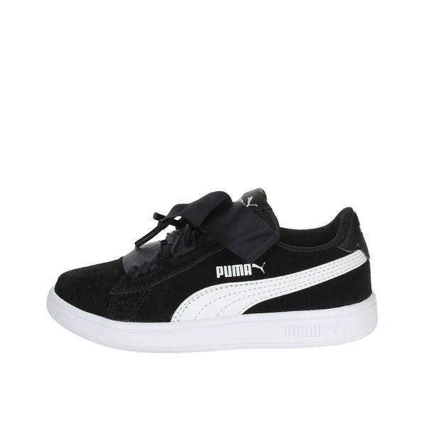 Puma Shoes Sneakers Black 366004 01