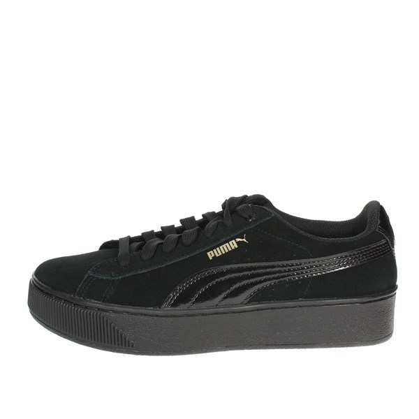 Puma Shoes Low Sneakers Black 363287 01