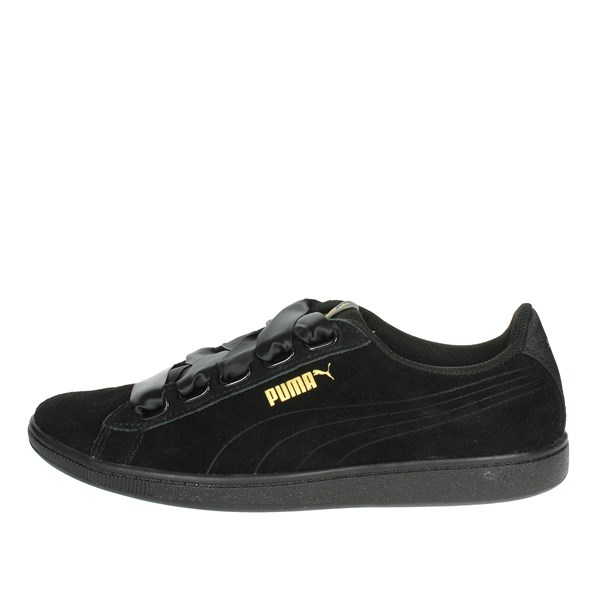 Puma Shoes Low Sneakers Black 366416 01