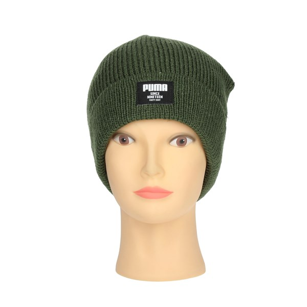 Puma Accessories Hat Dark Green 021709 04