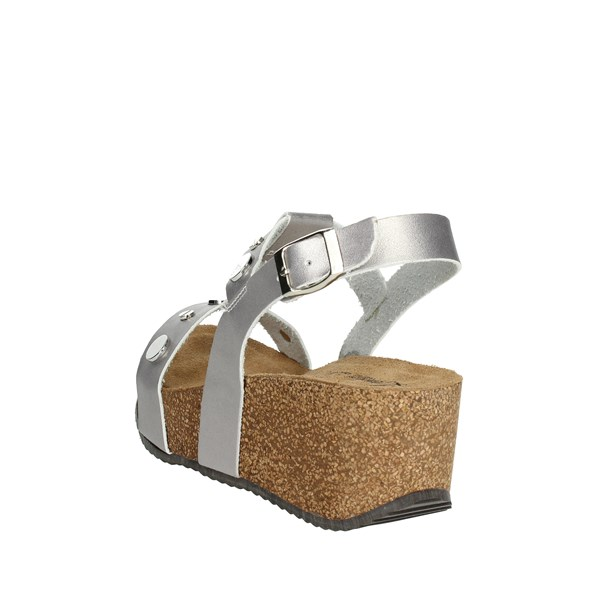 Lorraine Shoes Sandals Silver 18206
