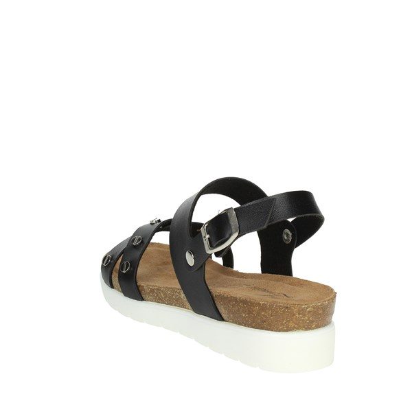 Lorraine Shoes Sandals Black 18355