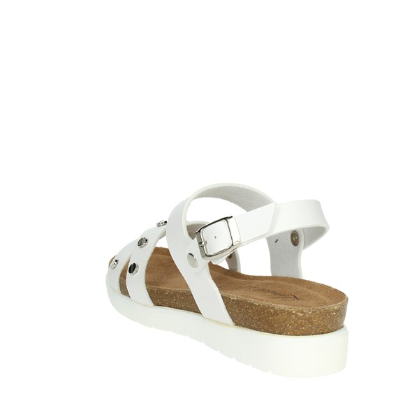 Lorraine Shoes Sandals White 18355