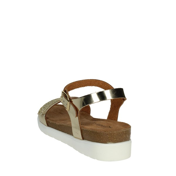 Lorraine Shoes Sandals Platinum  17121