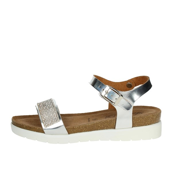 Lorraine Shoes Sandals Silver 17121