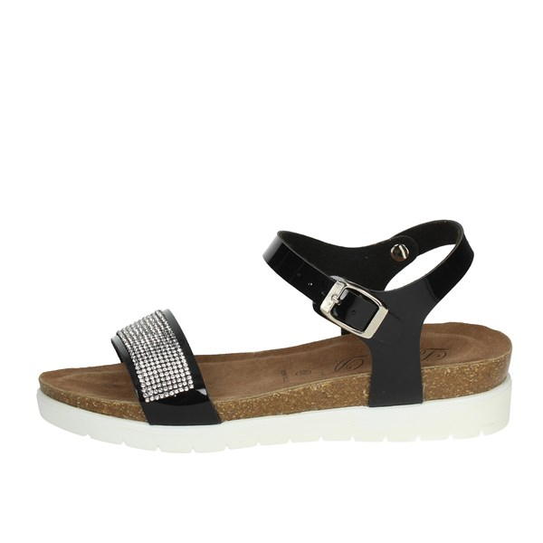 Lorraine Shoes Sandals Black 17121